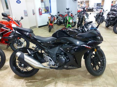 2018 Suzuki GSX250R in Pompano Beach, Florida