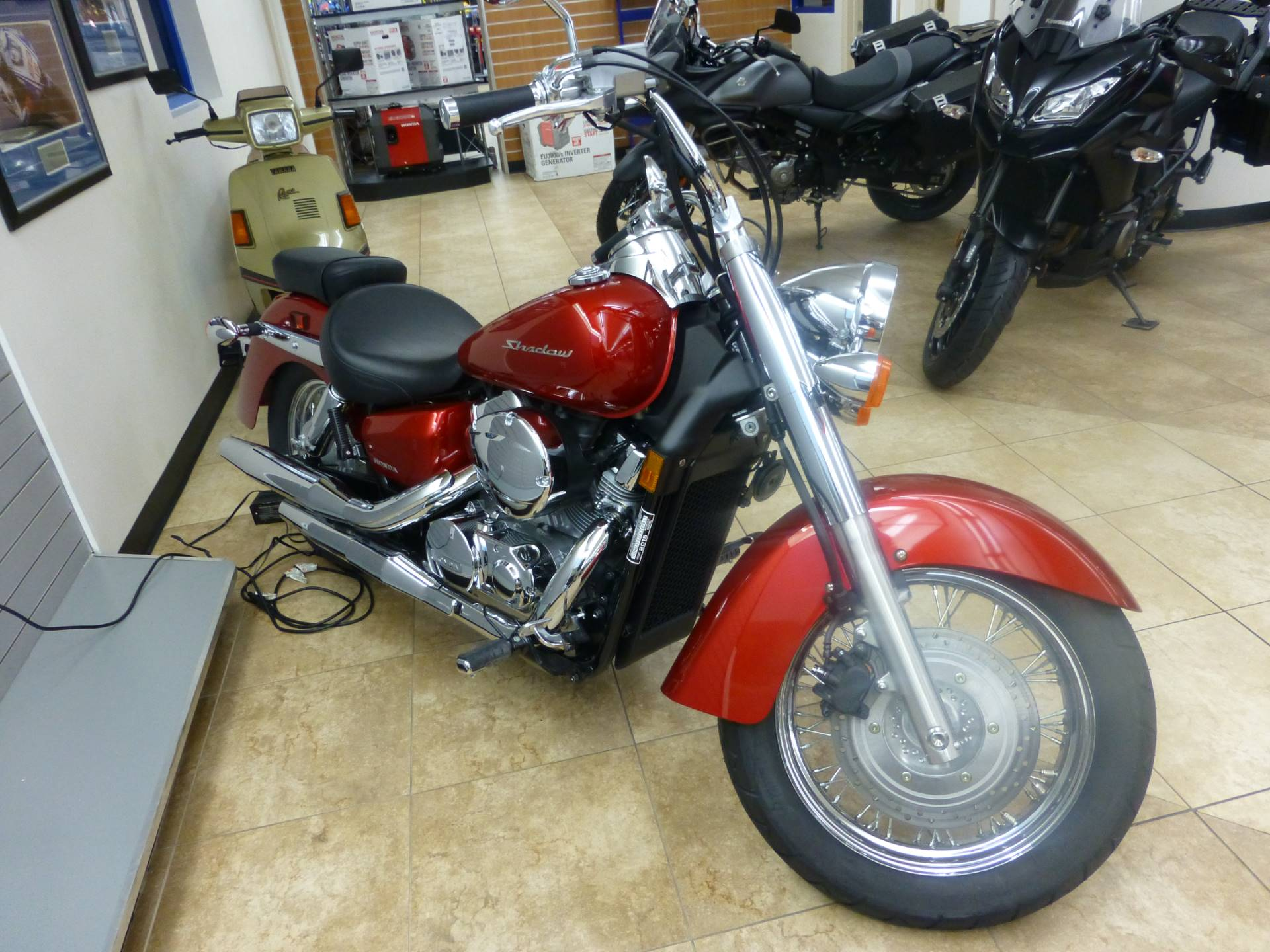2015 Honda Shadow Aero® in Pompano Beach, Florida