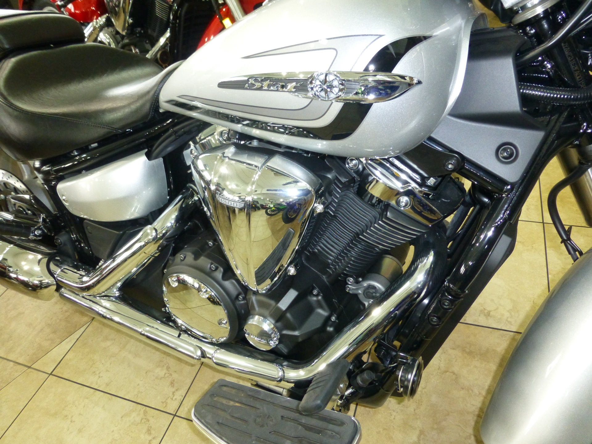 2015 Yamaha V Star 1300 in Pompano Beach, Florida
