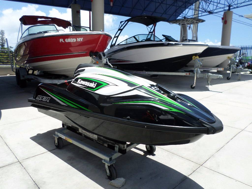 2017 kawasaki jet ski sx-r watercraft pompano beach florida