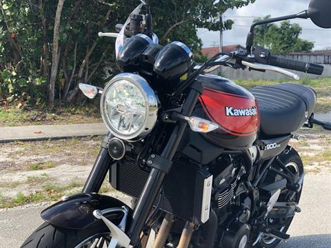2018 Kawasaki Z900RS in Pompano Beach, Florida