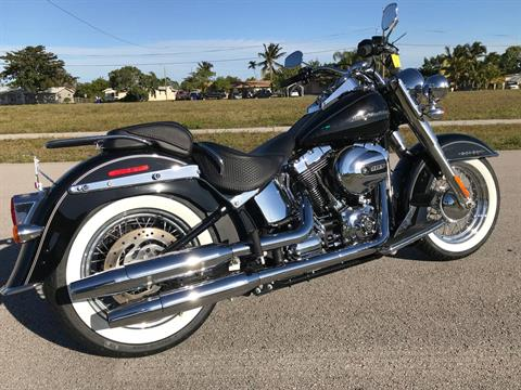 2017 Harley-Davidson Softail® Deluxe in Pompano Beach, Florida