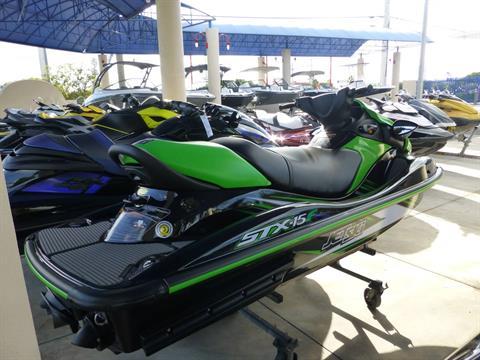 2016 Kawasaki Jet Ski STX-15F in Pompano Beach, Florida