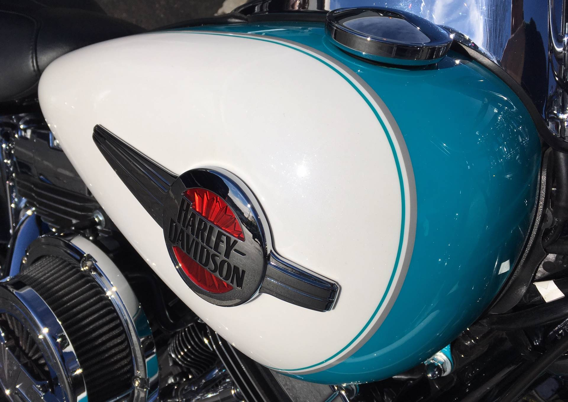 2016 Harley-Davidson Heritage Softail® Classic in Mahwah, New Jersey - Photo 9