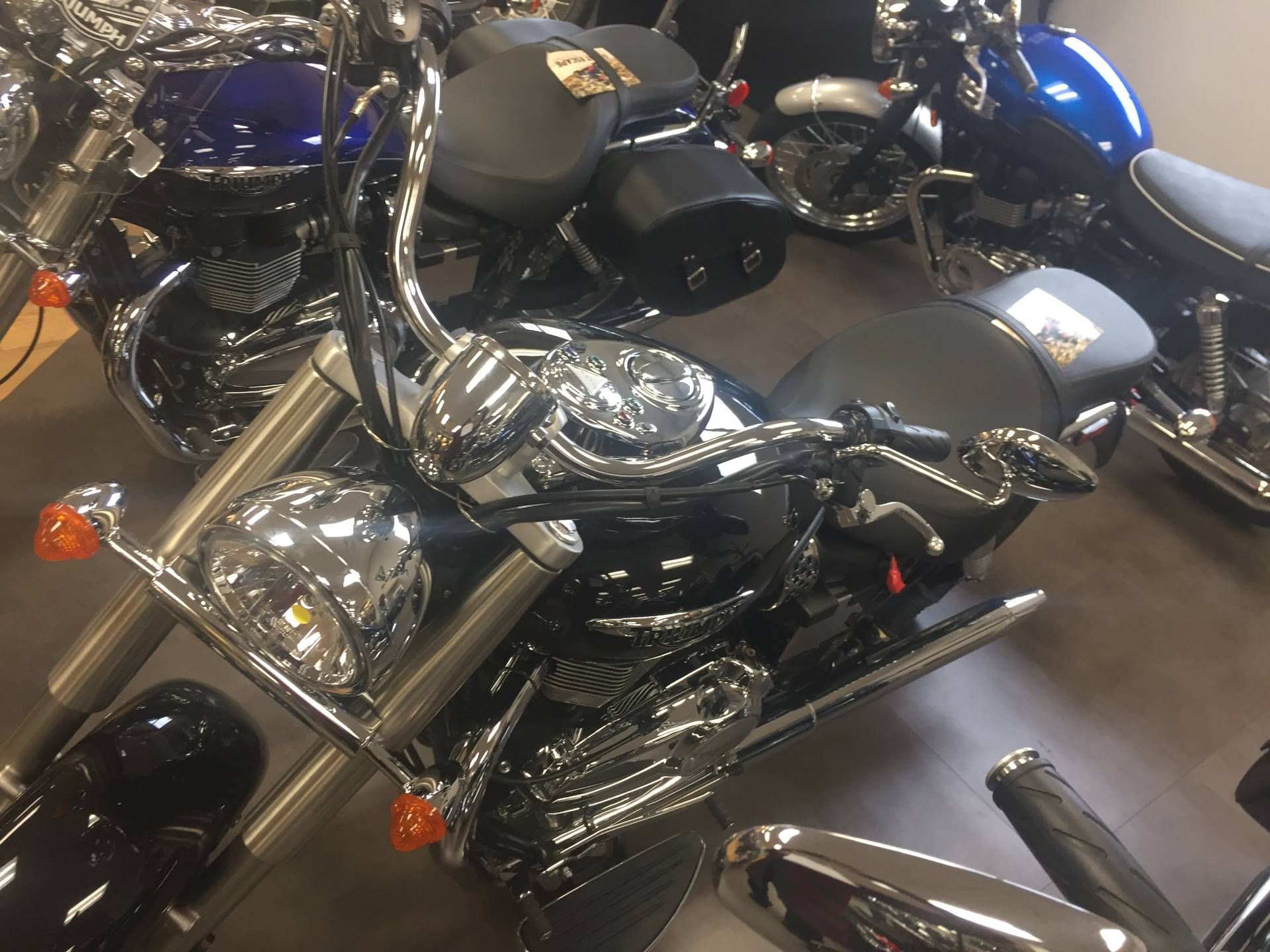 2016 Triumph America in Mahwah, New Jersey