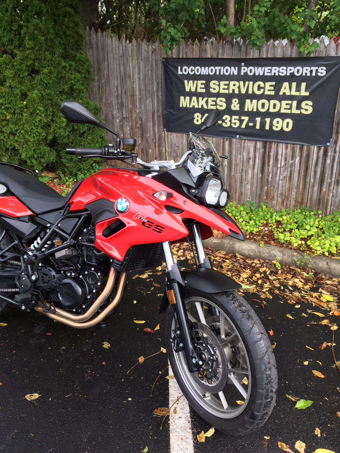 2014 BMW F 700 GS in Mahwah, New Jersey