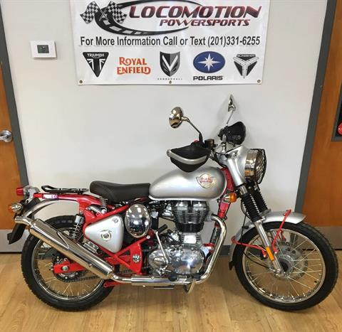 2020 Royal Enfield Bullet Trials Works Replica 500 Limited Edition in Mahwah, New Jersey - Photo 1