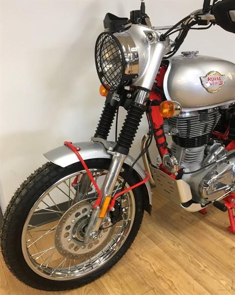 2020 Royal Enfield Bullet Trials Works Replica 500 Limited Edition in Mahwah, New Jersey - Photo 3