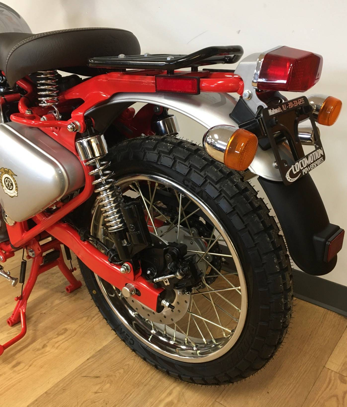 2020 Royal Enfield Bullet Trials Works Replica 500 Limited Edition in Mahwah, New Jersey - Photo 7