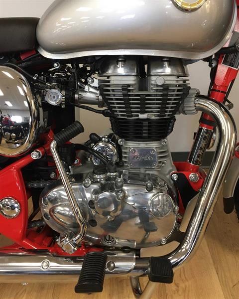 2020 Royal Enfield Bullet Trials Works Replica 500 Limited Edition in Mahwah, New Jersey - Photo 10