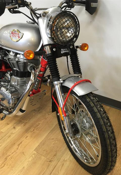 2020 Royal Enfield Bullet Trials Works Replica 500 Limited Edition in Mahwah, New Jersey - Photo 12