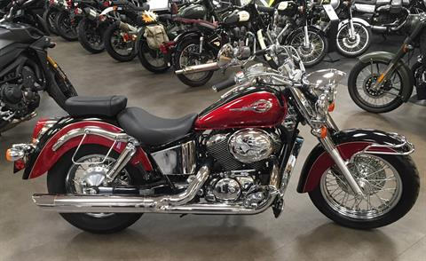 2003 Honda Shadow ACE 750 Deluxe in Mahwah, New Jersey