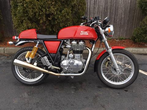 2014 Royal Enfield Continental GT Café Racer in Mahwah, New Jersey