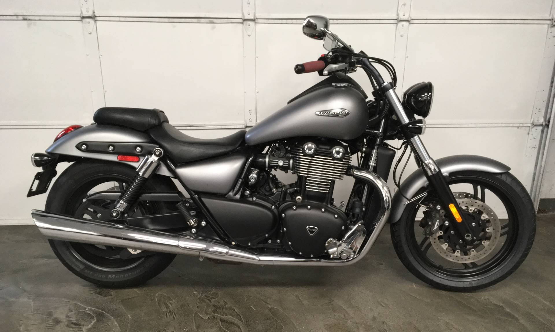 2013 Triumph Thunderbird Storm ABS in Mahwah, New Jersey