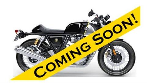 2021 Royal Enfield Continental GT 650 in Mahwah, New Jersey - Photo 1