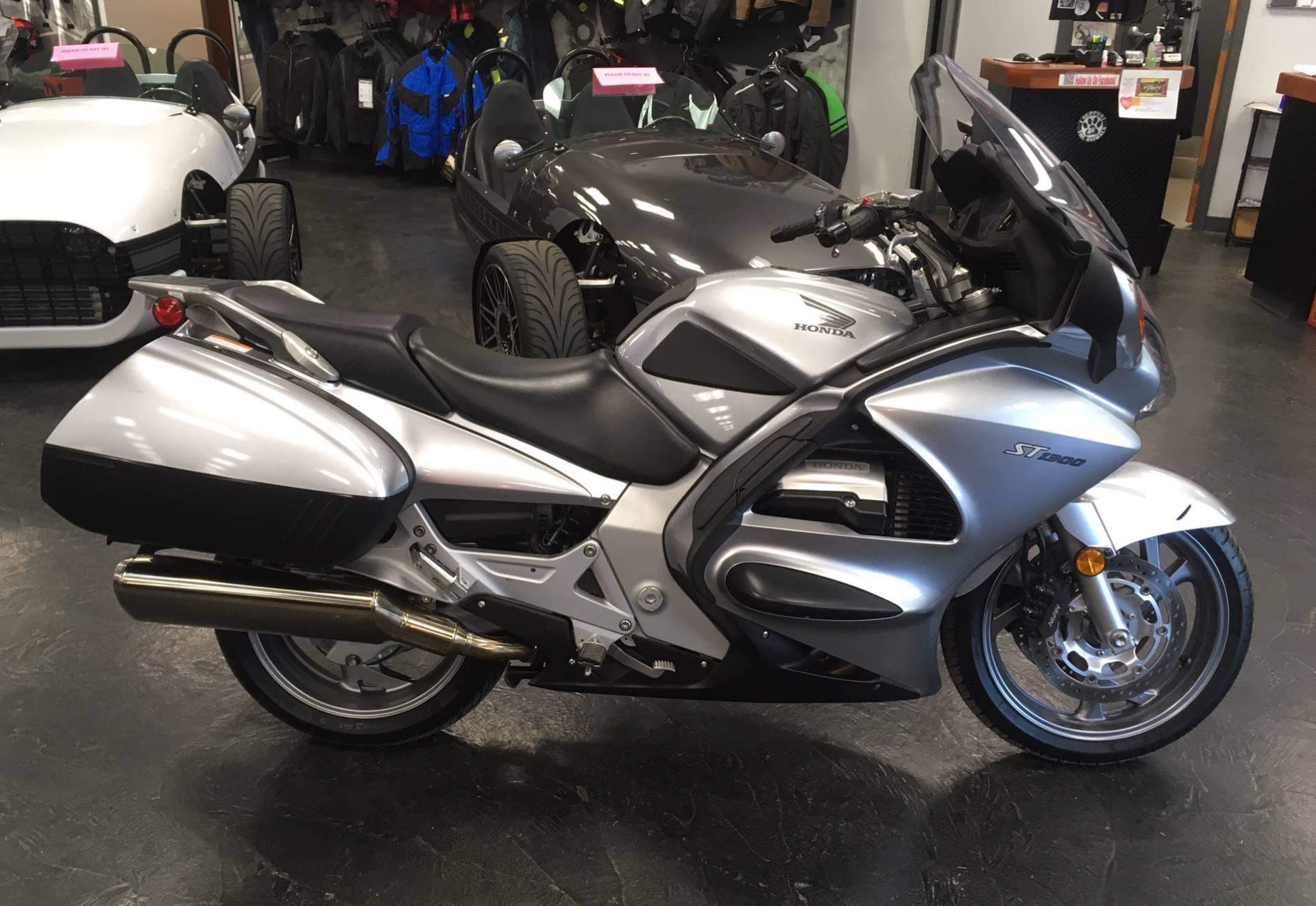2007 Honda ST™1300 in Mahwah, New Jersey