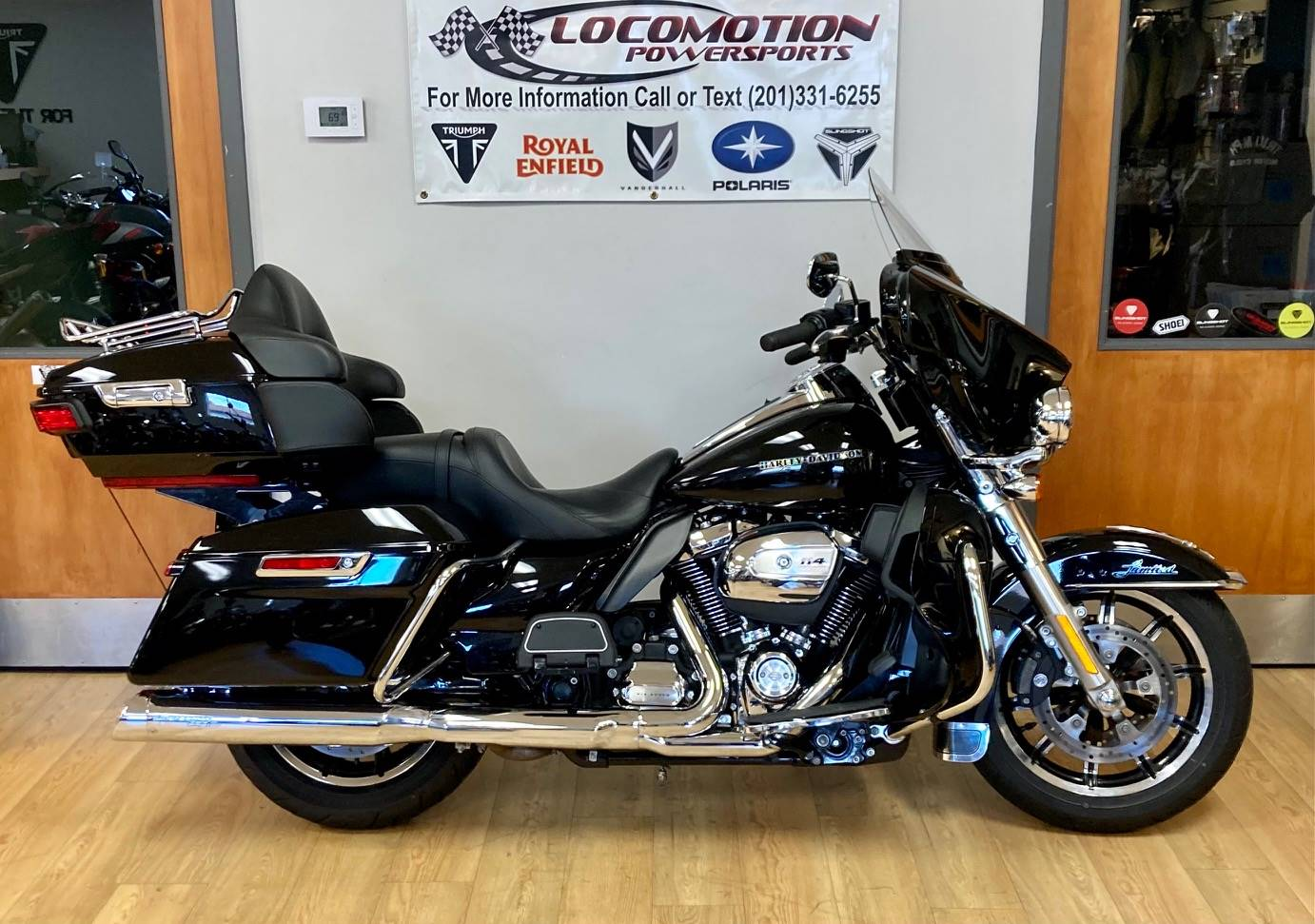 2019 Harley-Davidson Ultra Limited in Mahwah, New Jersey - Photo 1
