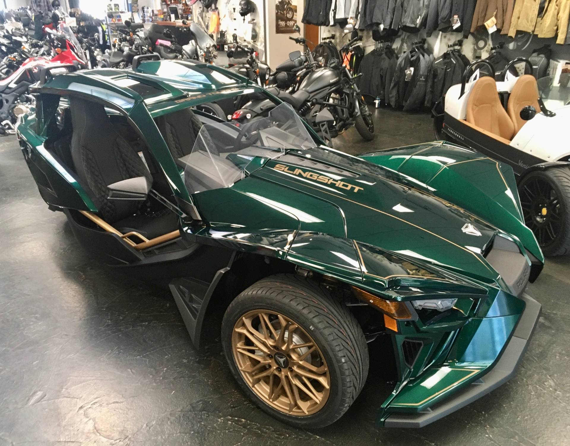 2020 Slingshot Slingshot Grand Touring LE in Mahwah, New Jersey - Photo 1
