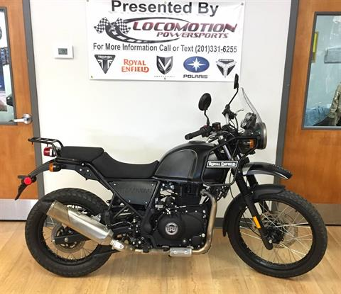 2019 Royal Enfield Himalayan 411 EFI ABS in Mahwah, New Jersey - Photo 1