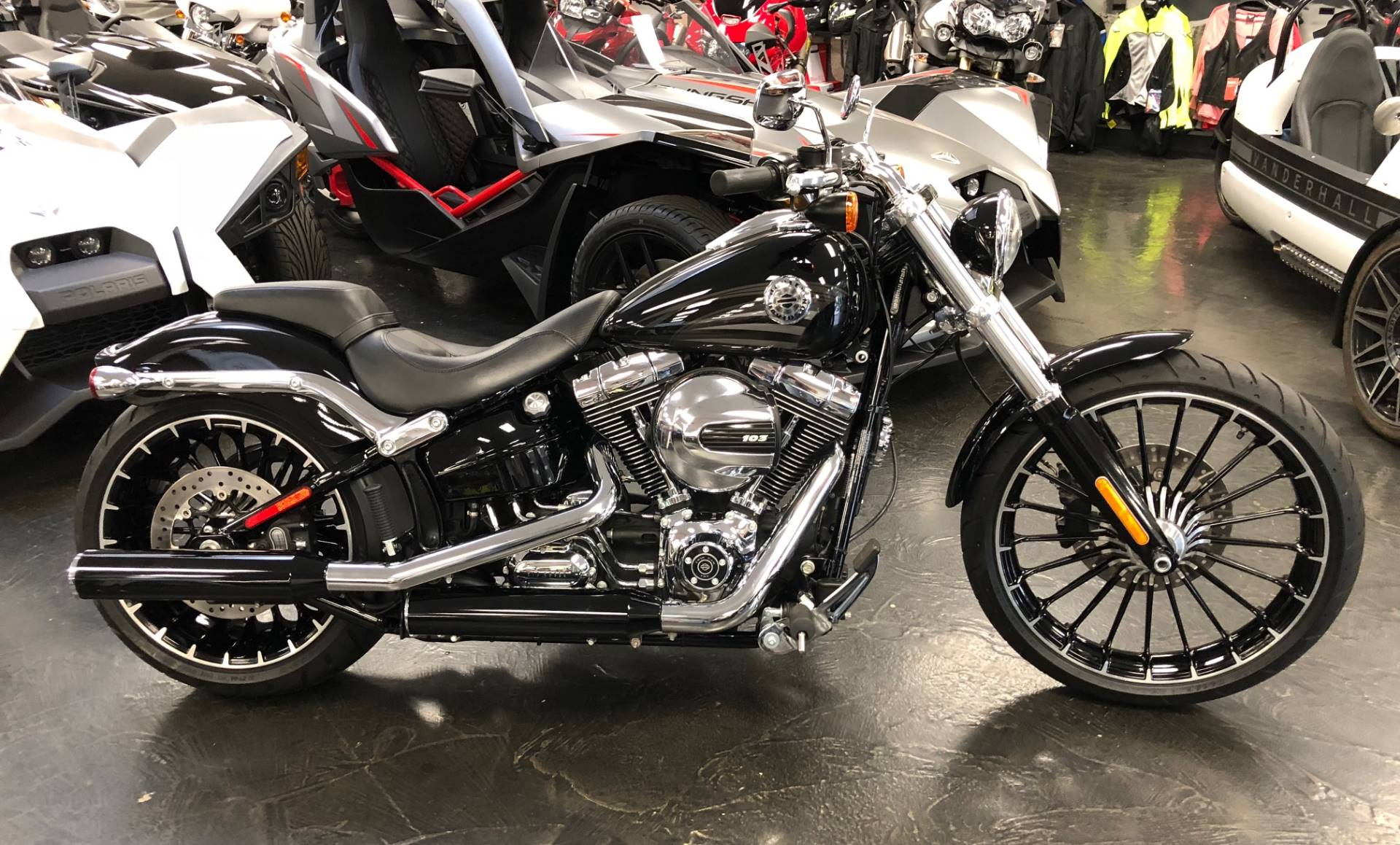 2017 Harley-Davidson Breakout® in Mahwah, New Jersey