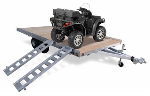 2018 Alcom Trailer Open ATV Trailer 88