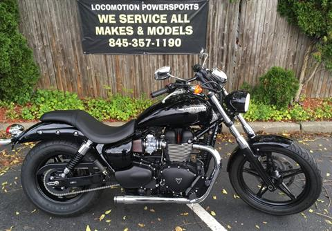 2016 Triumph Speedmaster in Mahwah, New Jersey