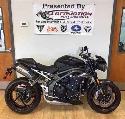 2019 Triumph Speed Triple RS in Mahwah, New Jersey - Photo 1