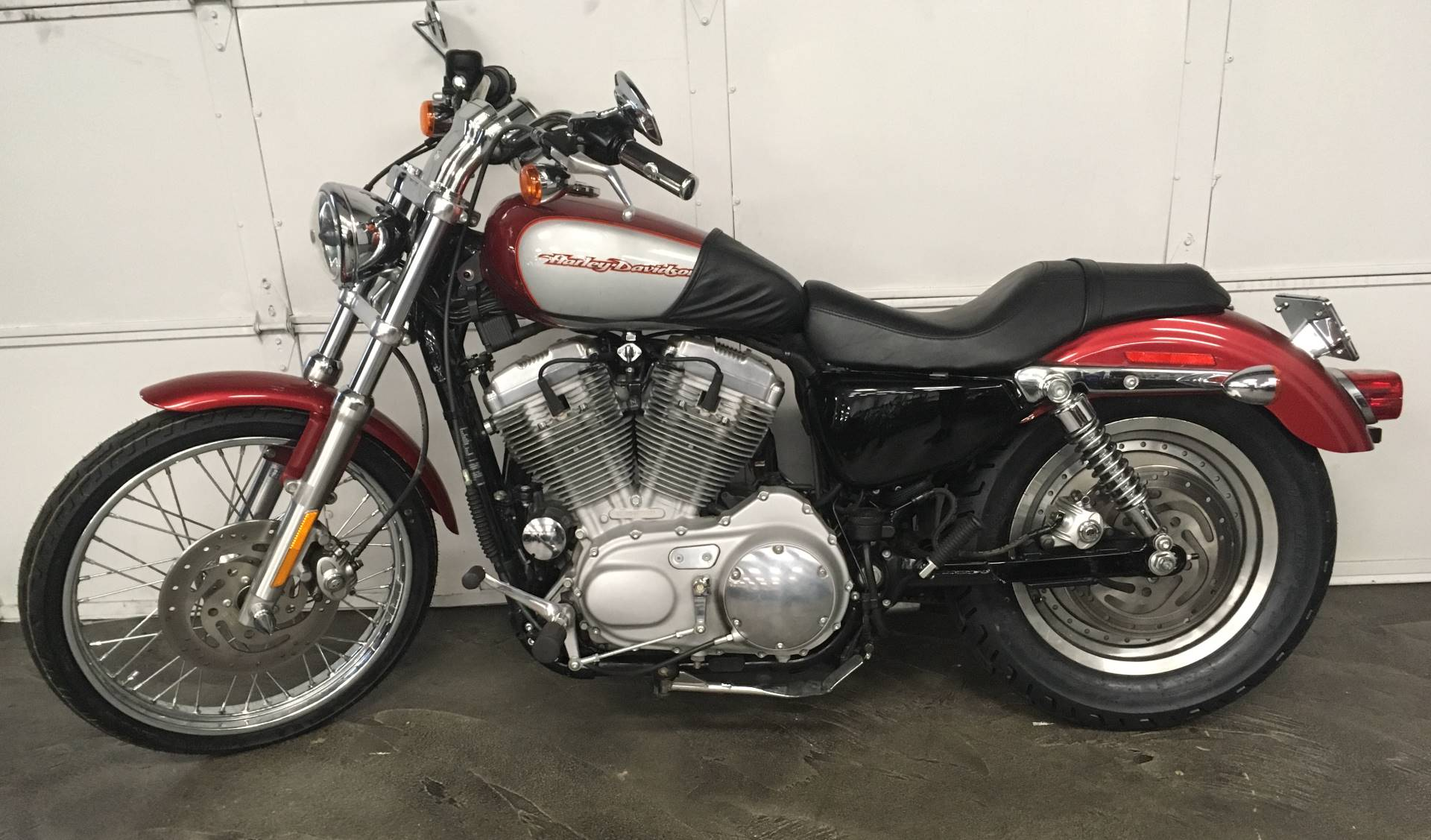 2005 Harley-Davidson Sportster® XL 883C in Mahwah, New Jersey