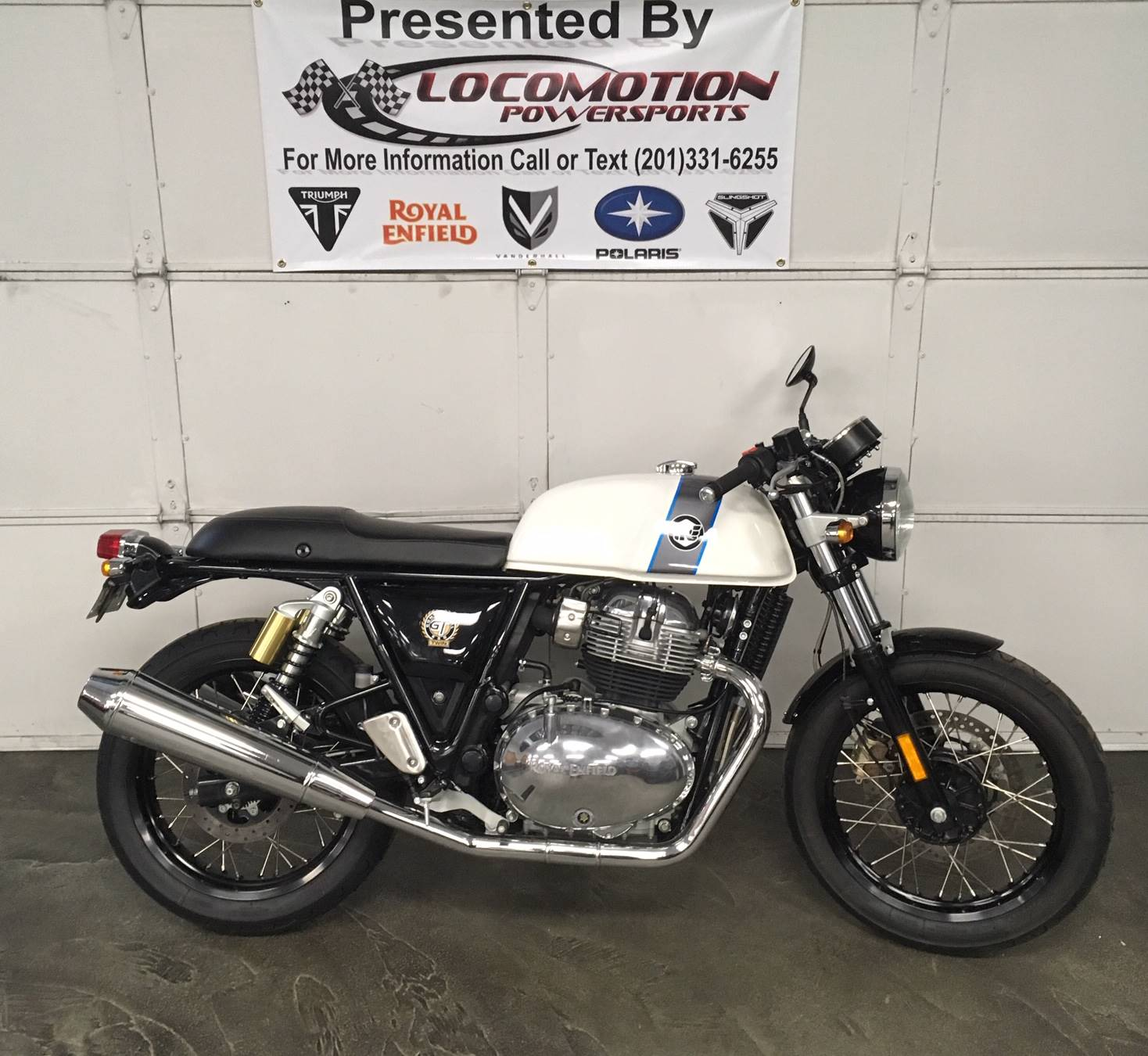 2019 Royal Enfield Continental GT 650 in Mahwah, New Jersey - Photo 1