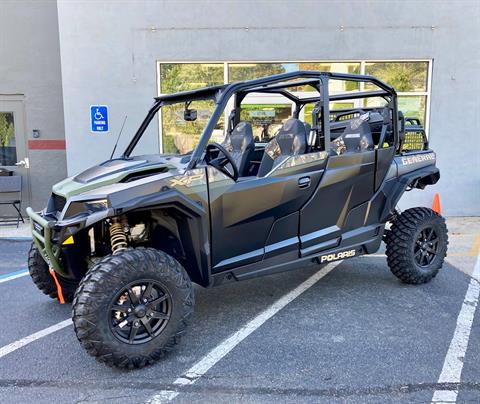 2021 Polaris General XP 4 1000 Pursuit Edition in Mahwah, New Jersey - Photo 1