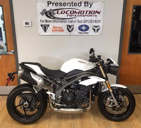 2019 Triumph Speed Triple S in Mahwah, New Jersey - Photo 1