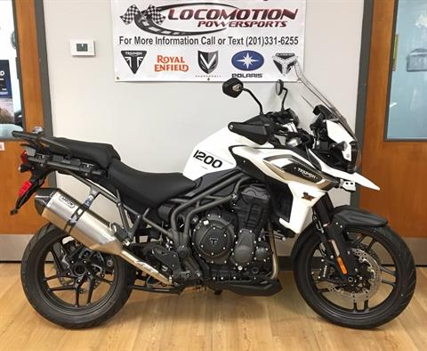 2019 Triumph Tiger 1200 XCa in Mahwah, New Jersey - Photo 1