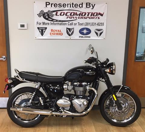 2018 Triumph Bonneville T120 in Mahwah, New Jersey - Photo 1