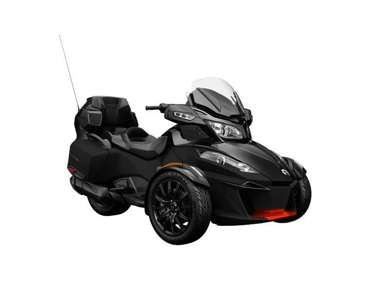 2016 Can-Am Spyder RT-S Special Series in Hanover, Pennsylvania