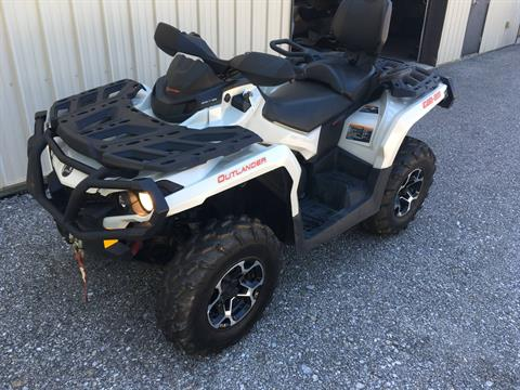 2016 Can-Am CAN AM OUTLANDER 570 MAX XT in Hanover, Pennsylvania
