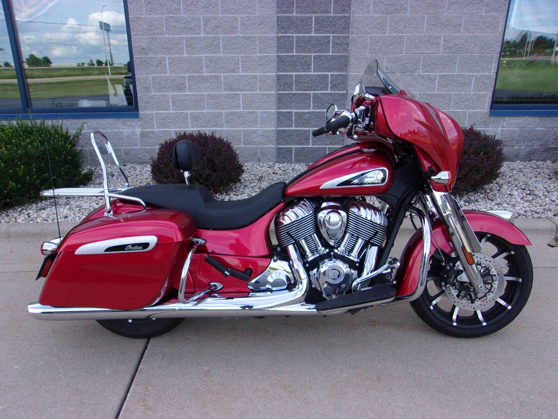 2019 Indian Chieftain® Limited ABS in Beaver Dam, Wisconsin - Photo 1