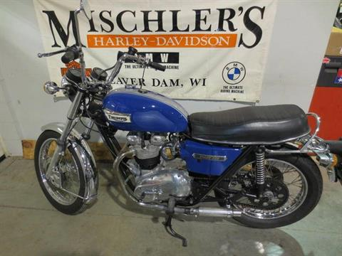 1977 Triumph Bonneville in Beaver Dam, Wisconsin - Photo 1