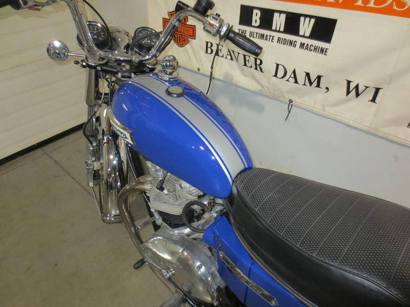 1977 Triumph Bonneville in Beaver Dam, Wisconsin - Photo 2