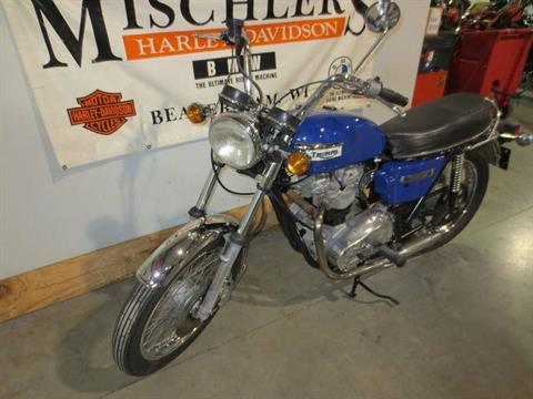 1977 Triumph Bonneville in Beaver Dam, Wisconsin - Photo 3