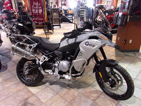 2020 BMW F850GSA in Beaver Dam, Wisconsin - Photo 1