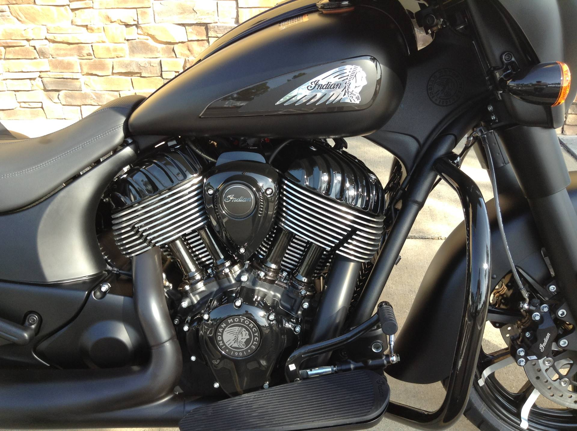 2019 Indian Chieftain Darkhorse in Panama City Beach, Florida - Photo 9