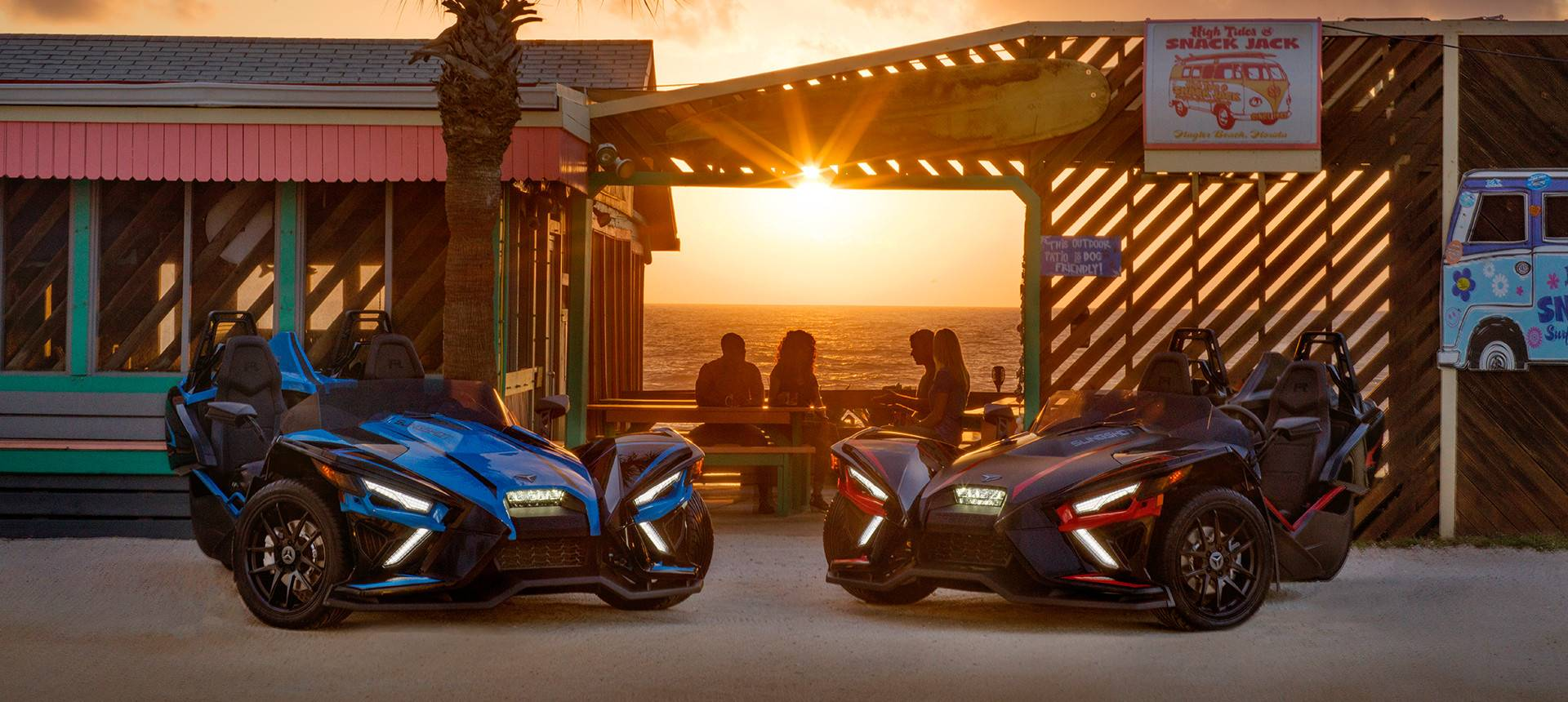 2020 Polaris SLINGSHOT R in Panama City Beach, Florida - Photo 17