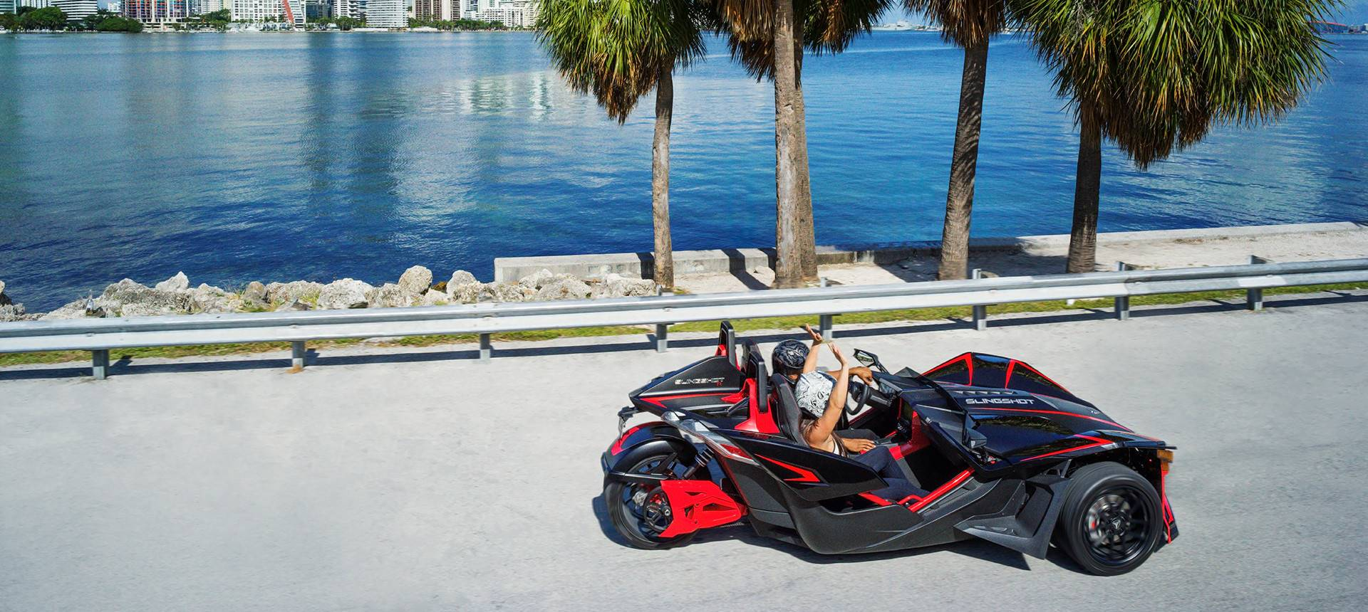 2020 Polaris SLINGSHOT R in Panama City Beach, Florida - Photo 18