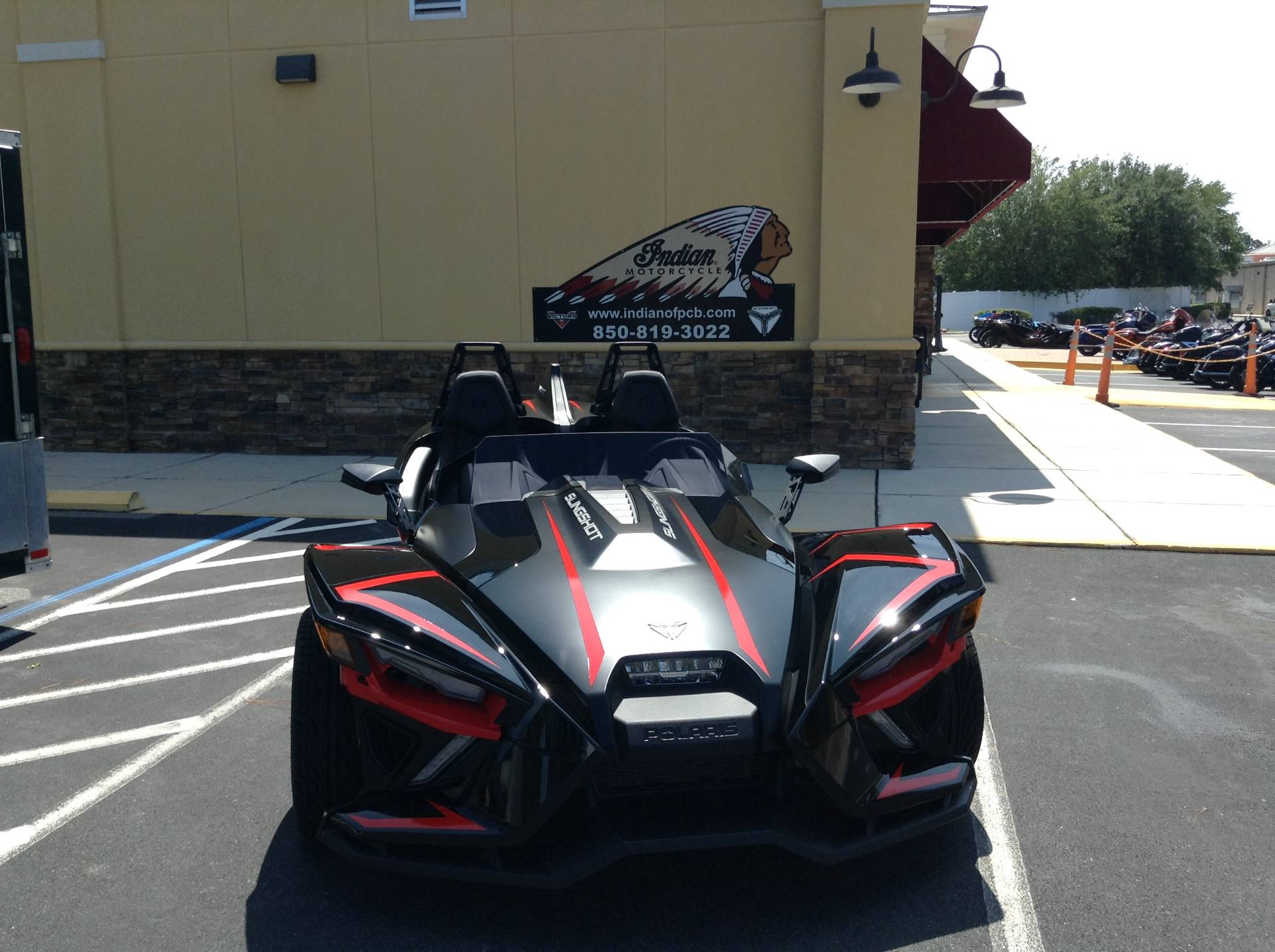 2020 Polaris SLINGSHOT R in Panama City Beach, Florida - Photo 1