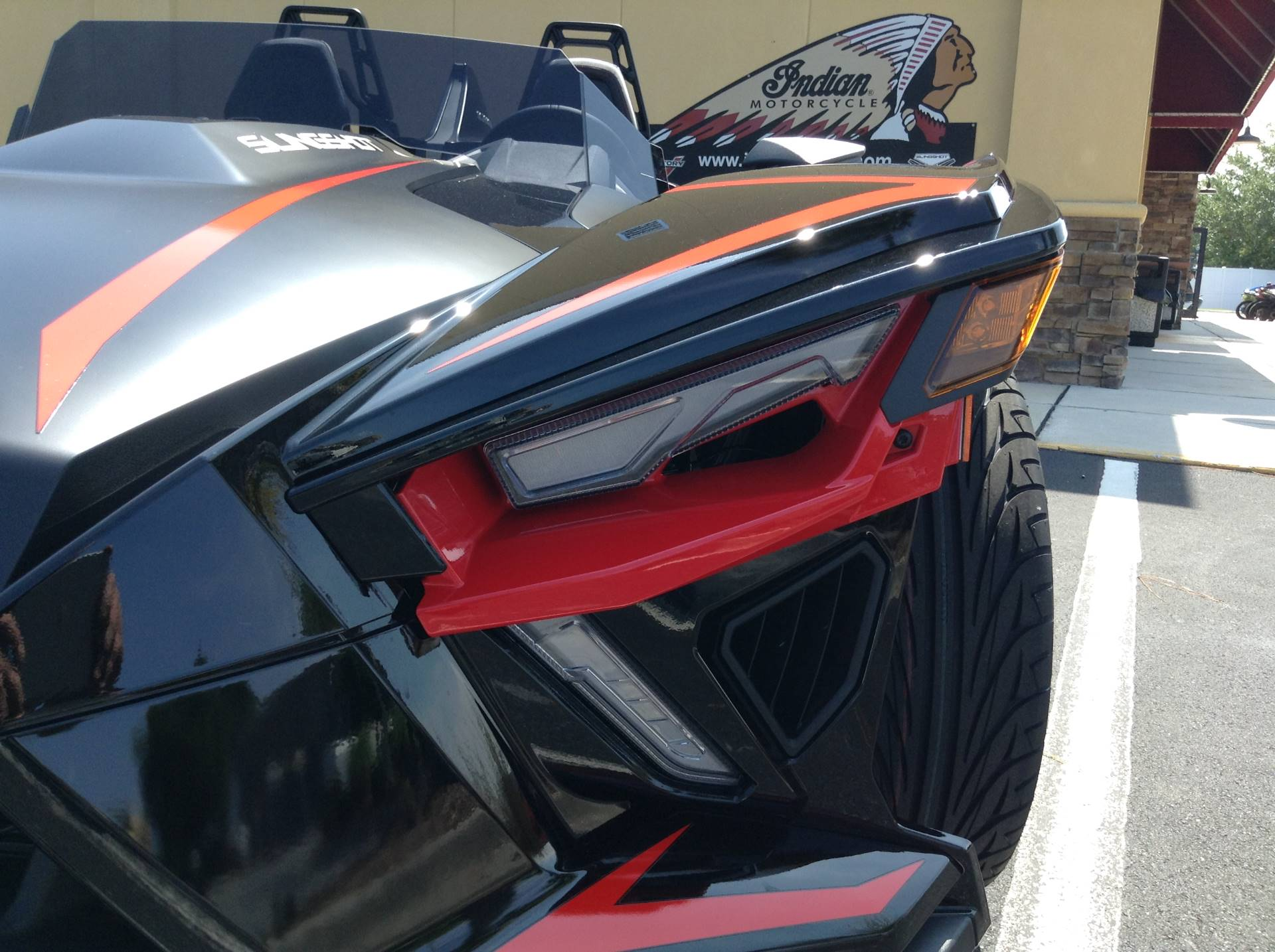 2020 Polaris SLINGSHOT R in Panama City Beach, Florida - Photo 4