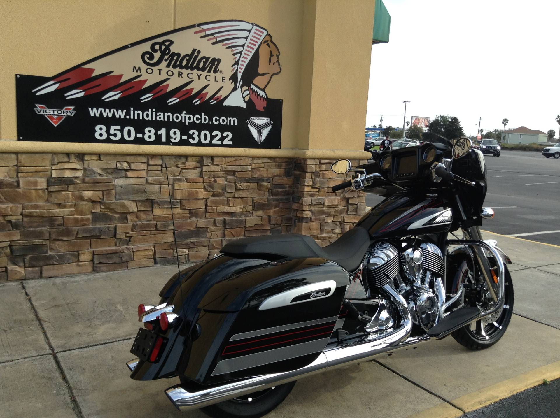 2020 Indian Chieftain® Limited in Panama City Beach, Florida - Photo 3