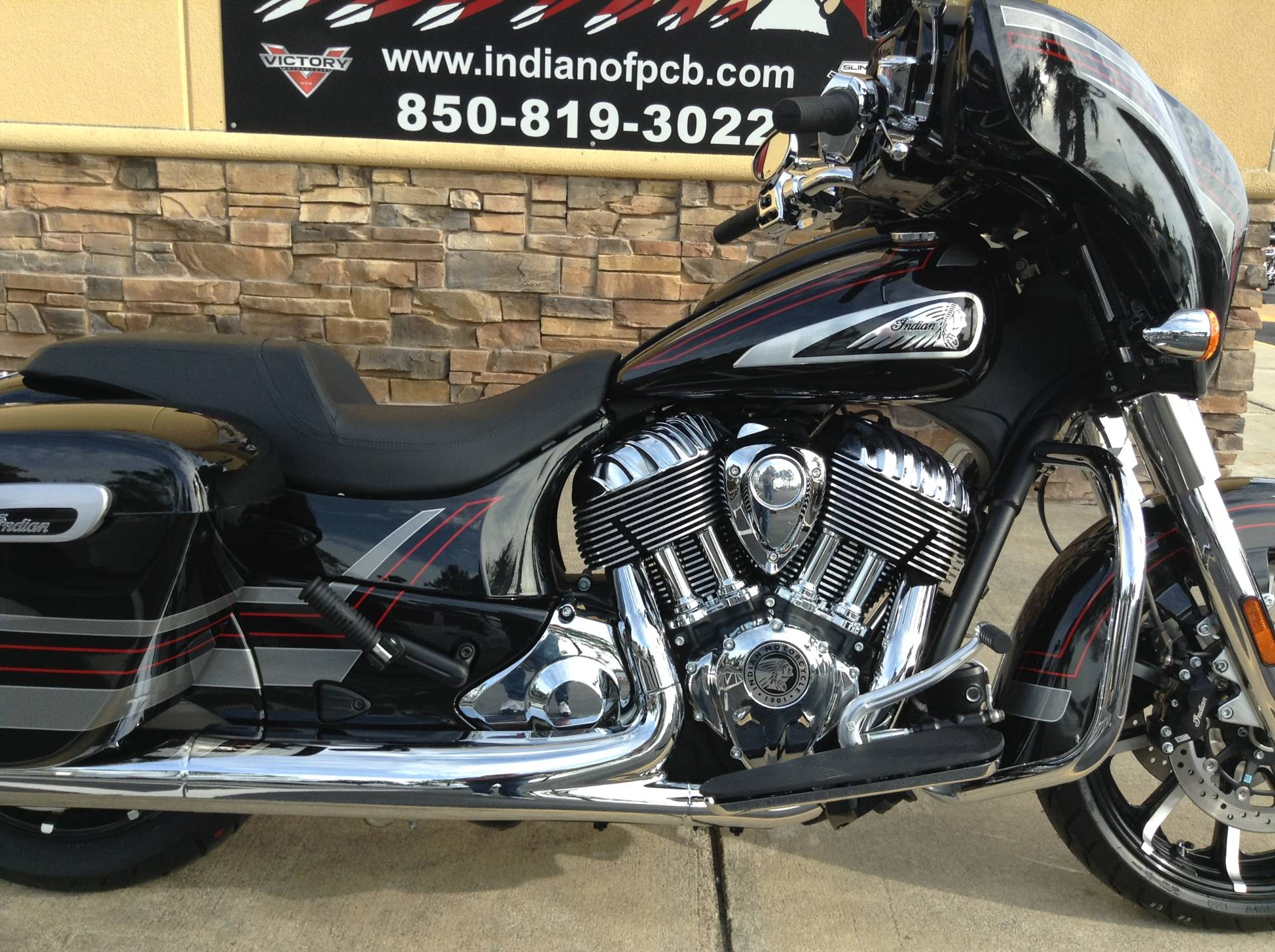 2020 Indian Chieftain® Limited in Panama City Beach, Florida - Photo 5