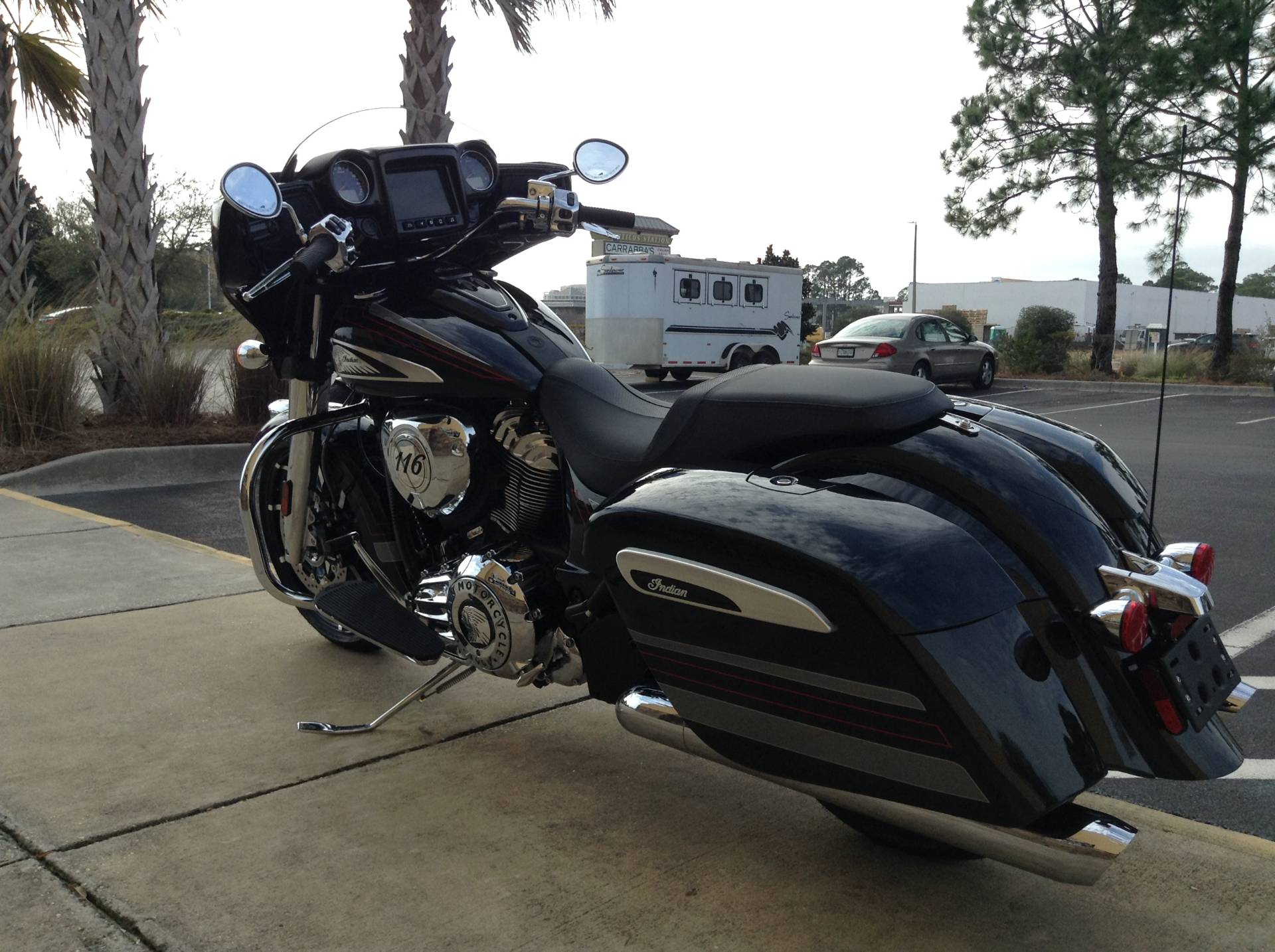 2020 Indian Chieftain® Limited in Panama City Beach, Florida - Photo 9