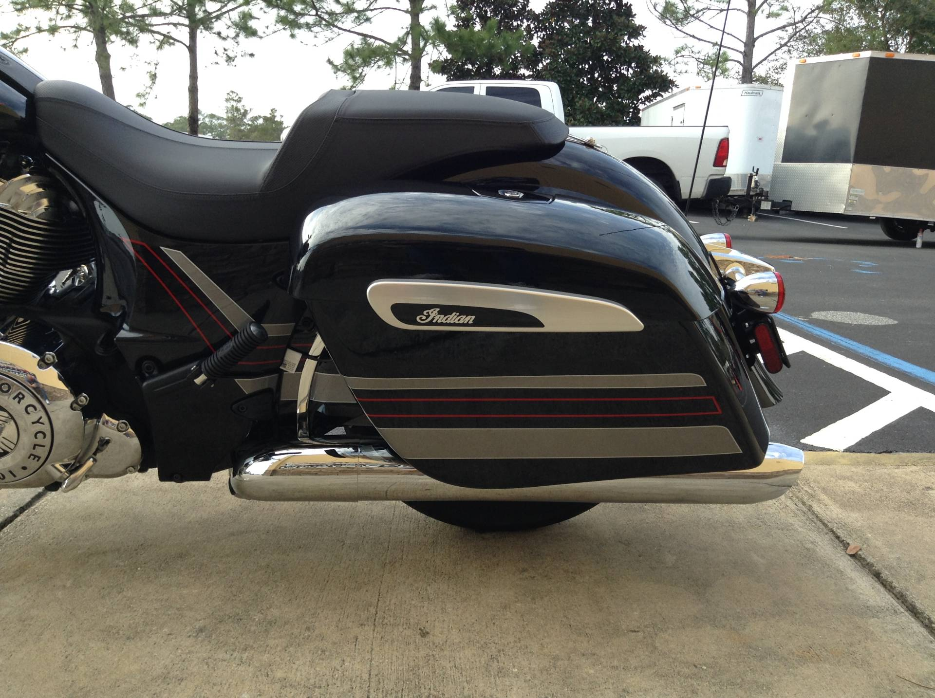 2020 Indian Chieftain® Limited in Panama City Beach, Florida - Photo 10