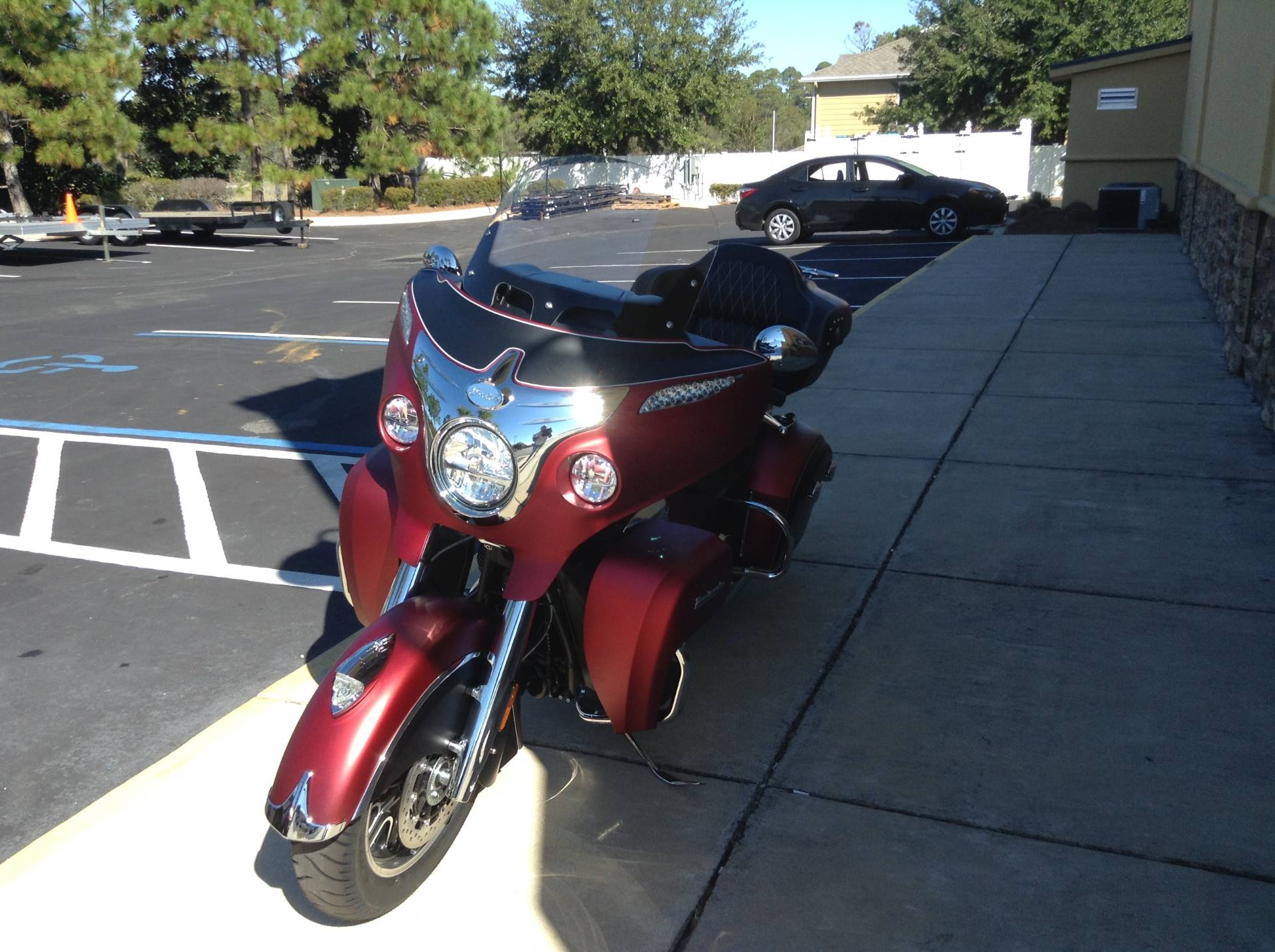 2018 Indian ICON ROAD MASTER in Panama City Beach, Florida